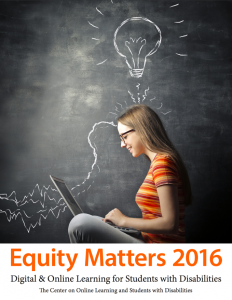 Equity Matters 2016