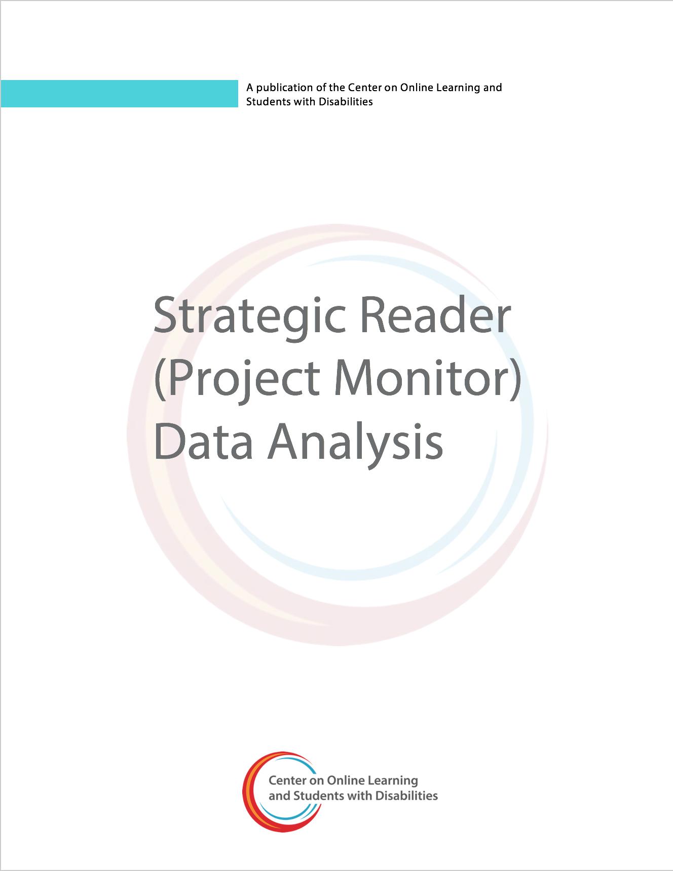 Strategic Reader (Project Monitor) Data Analysis